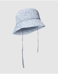 Milky - Denim Sun Hat - Kids