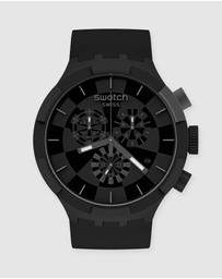 Swatch - CHECKPOINT BLACK