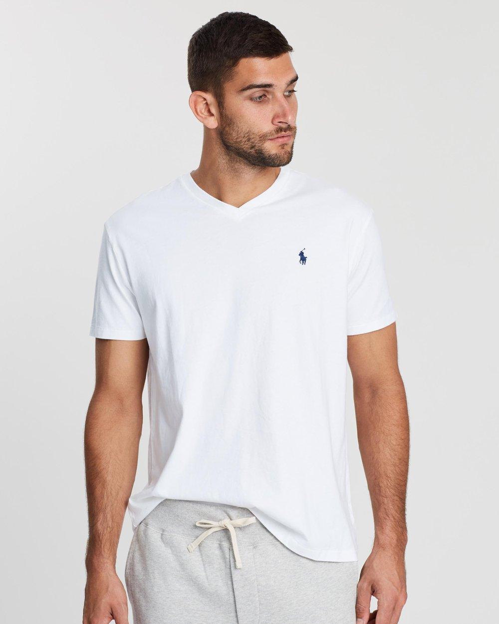 ec5e5f670 Classic Fit V-Neck T-Shirt by Polo Ralph Lauren Online