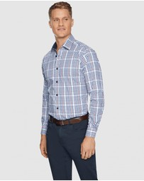Tarocash - Tennyson Stretch Check Shirt