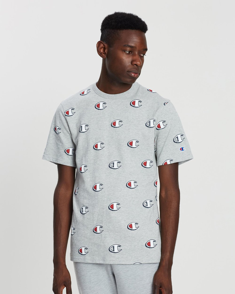 adbec53c9 Heritage Tee All Over Print by Champion Life Online | THE ICONIC | Australia