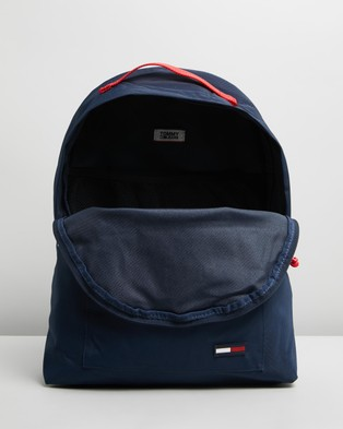 Tommy Jeans Campus Girl Backpack - Backpacks (Twilight Navy)