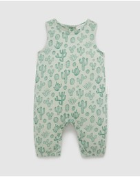 Purebaby - Cactus All-In-One - Babies