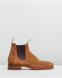 R.M.Williams - Suede Craftsman Boots
