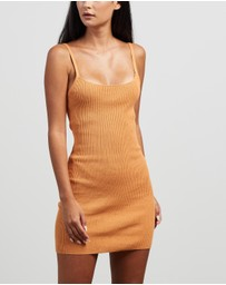 Bec + Bridge - Margot Knit Mini Dress
