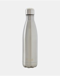 S'well - Insulated Bottle Shimmer Collection 500ml Silver Lining
