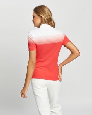 Lacoste Organic Cotton Pique Polo Shirt - Tops (Energie & Elfe B)