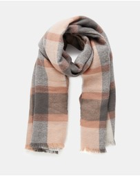 Forever New - Brookyln Check Scarf