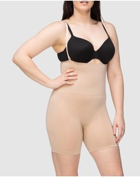 Nancy Ganz - Seamless Seduction Bike Shorts