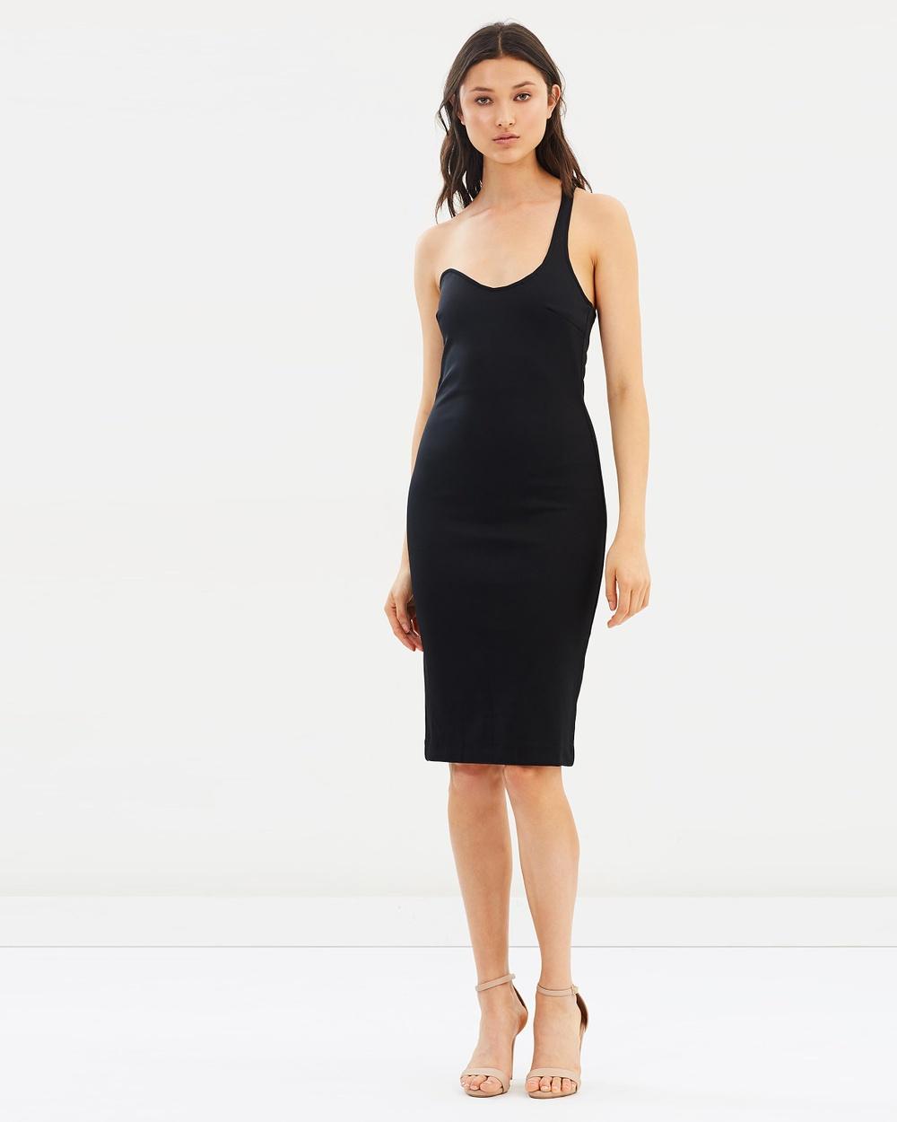 Maurie & Eve Marseille Dress Bodycon Dresses Black Marseille Dress