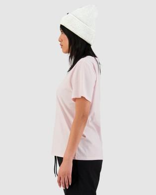 Huffer - Women's Stella Tee Stateside - T-Shirts & Singlets (Pink) Women's Stella Tee-Stateside