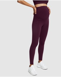 Rockwear - Maternity Pocket Full Length Tights