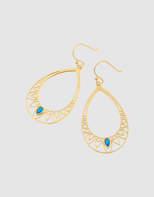 Women Peacock Earrings