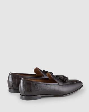 Aquila Blaylock Loafers - Dress Shoes (Testa Di Moro)