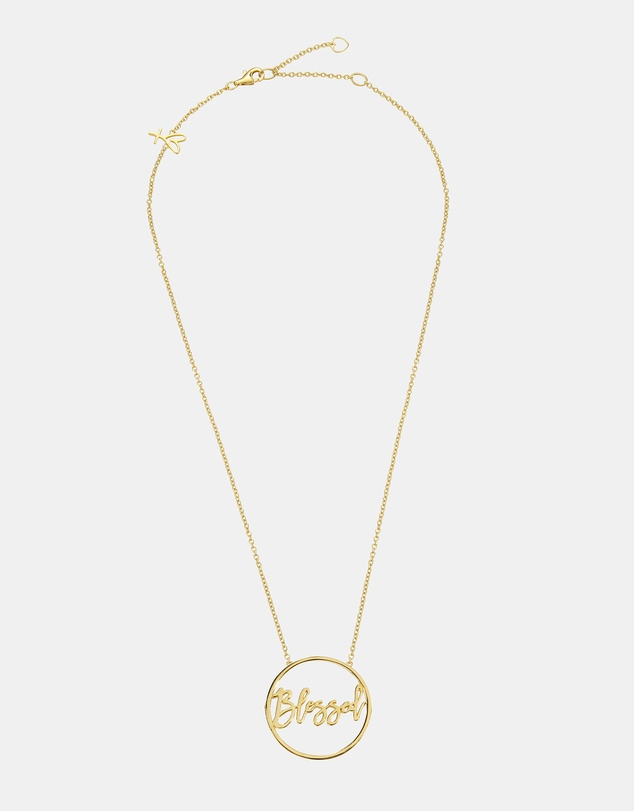 Women Blessed Necklace