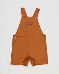 Wild Island - The Wildling Overalls Shorts - Babies