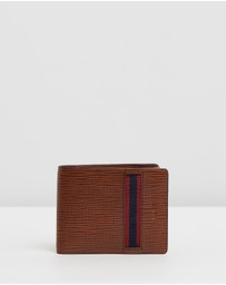 BOSS - Timeless Six Leather Wallet