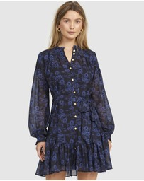 Cooper St - Endless Love Long Sleeve Mini Dress