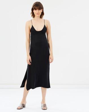 Third Form – The Focus Cami Dress Black