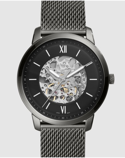 Fossil - Neutra Grey Analogue Watch
