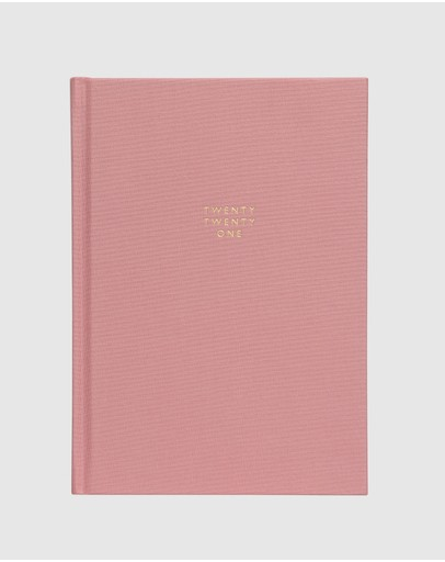 Write to Me - 2021 Weekly Planner Blush