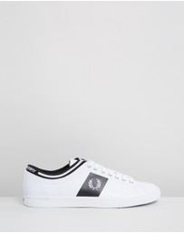 Fred Perry - Underspin Tipped