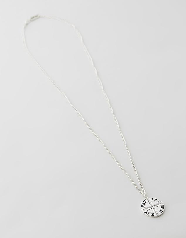 Women Numerals Pendant Necklace