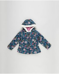 Bebe by Minihaha - Kaia Hooded Coat - Kids