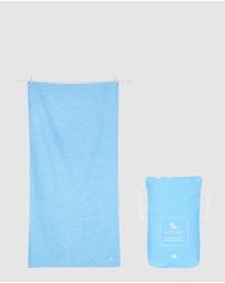 Dock & Bay - Large Fitness Towel 100% Recycled Essential Collection