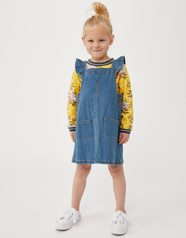 Milky - Denim Pinni - Kids