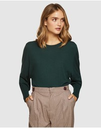 Oxford - Willow Bell Sleeve Knit