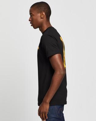 Huf Greatest Hits SS Tee - T-Shirts & Singlets (Black)
