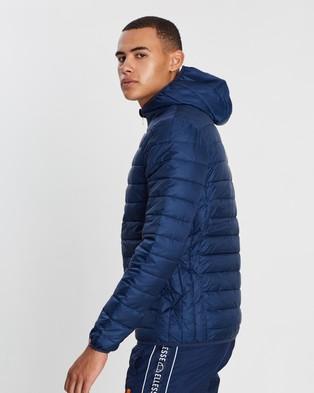 Ellesse Lombardy Jacket - Coats & Jackets (Navy)