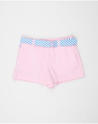 Polo Ralph Lauren - Solid Tissue Chino Shorts - Teens