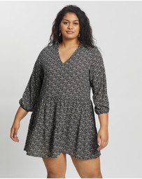 Atmos&Here Curvy - Zofia Mini Dress
