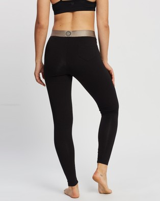 Calvin Klein Icon Lounge Leggings - Leggings (Black)