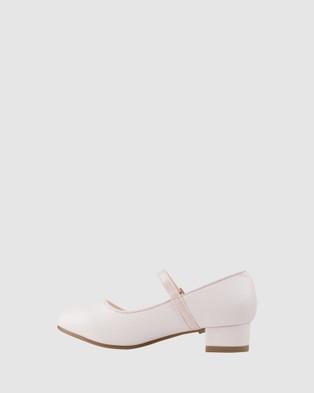 Miss Candy Lana - Flats (Blush Pink)