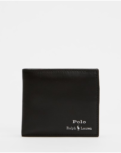 Polo Ralph Lauren - Smooth Leather Billfold Wallet