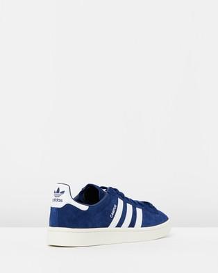 adidas Originals Campus   Unisex - Lifestyle Sneakers (Dark Blue & FTWR White & Chalk White)