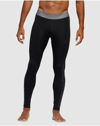 adidas Performance - Alphaskin Graphic Long Tights