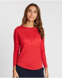 Tommy Hilfiger - Rebecca Crew Neck Top