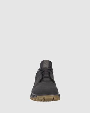 ECCO Exostrike Men's Boots - Outdoor Shoes (Black)