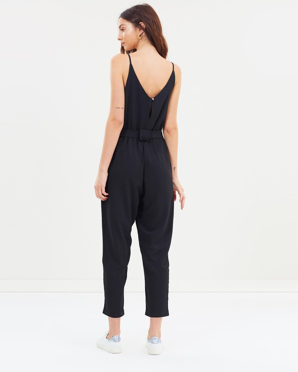 94e7468a85f3 Woven Strappy Jackie Jumpsuit by Cotton On Online