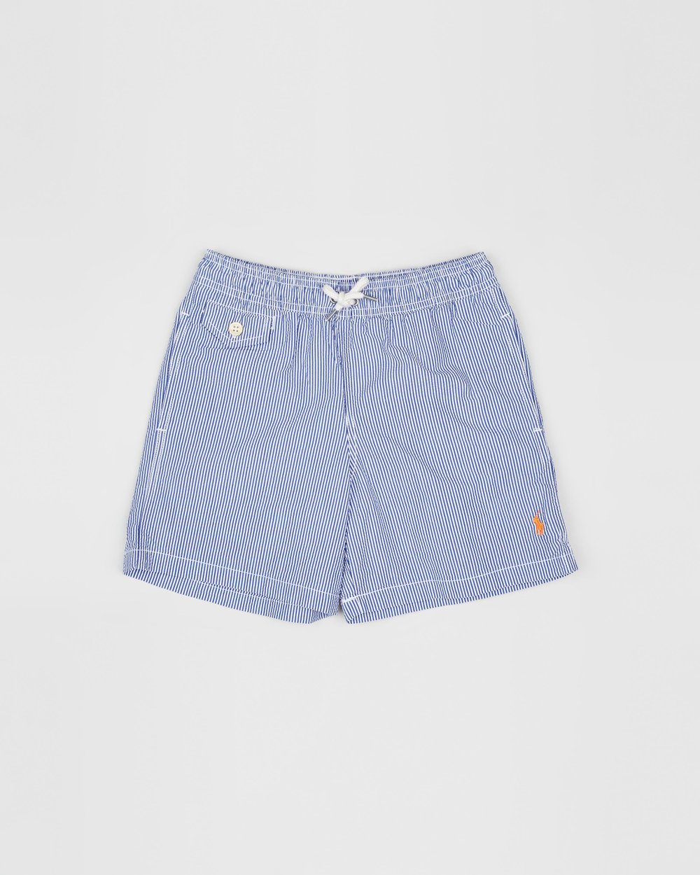0166461faa Seersucker Traveler Swim Trunks - Teen by Polo Ralph Lauren Online | THE  ICONIC | Australia