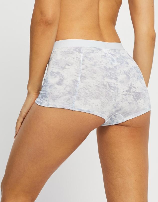 Women Organic Cotton Shorty Briefs