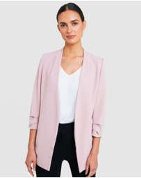 Forcast - Carter Collarless Blazer