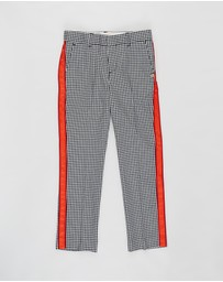 Scotch R'belle - Slim Fit Chinos With Contrast - Kids-Teens