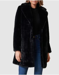 Forever New - Alexis Faux Fur Coat