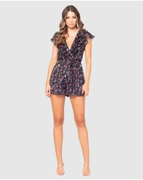 Pilgrim - Zayn Playsuit