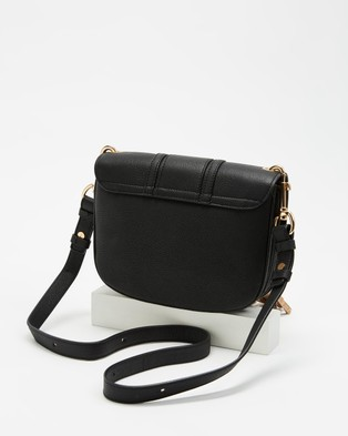 See By Chlo?? - Hana SBC Cross Body Bag - Bags (Black) Hana SBC Cross-Body Bag